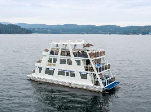2009 Houseboat Custom