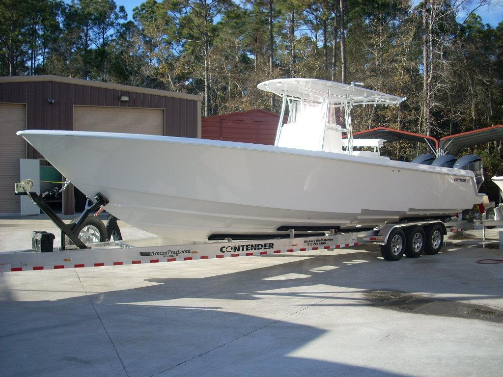 Contender 39 St Boats For Sale Boat Trader