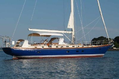 1996 Little Harbor 60