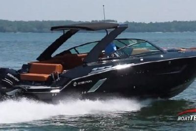 2021 Cruisers Sport Series 338 Outboard