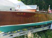 1929 Chris-Craft Classic Model 3 Runabout