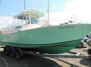 2008 Bluefin 27 Islander