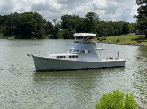 1978 Custom Chesapeake Bay Deadrise 42