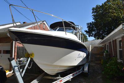 2013 Sea Fox 216 Voyager