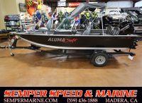 2021 Alumacraft Classic 165 Sport