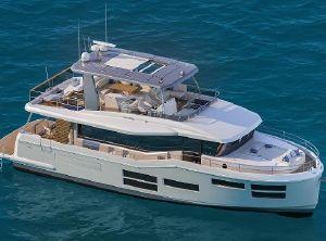 2022 Beneteau America Grand Trawler 62