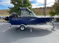 2022 Crestliner 1650 Fish Hawk SE WT B3356