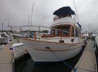1977 CHB 34 trawler