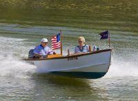 2013 Seaway Speed Boat with 25 Yamaha