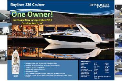 2013 Bayliner CR335