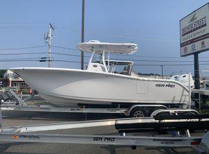 2022 Sea Pro 259 DLX