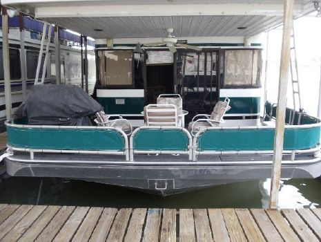 1994 Sumerset 16x73 House Boat