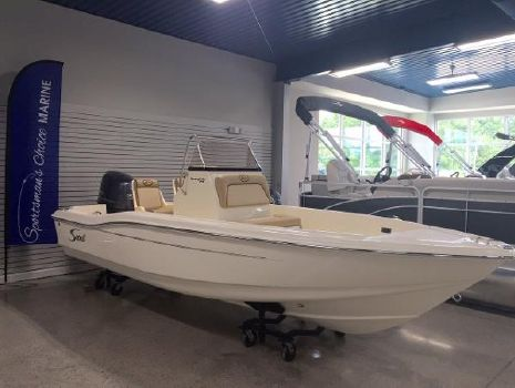 2017 Scout 175 Sport Fish