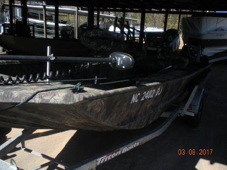 2007 Triton 1650SC
