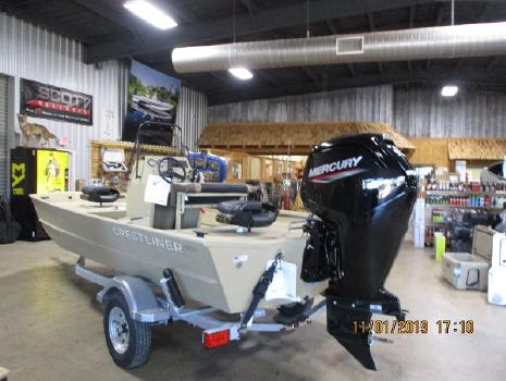2020 CRESTLINER 1860 Retriever CC