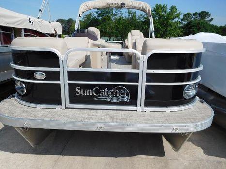 2016 G3 Boats SunCatcher X22 RC