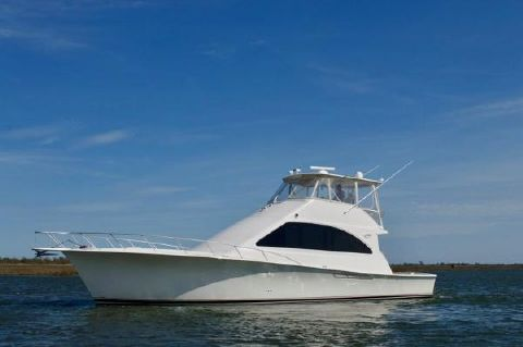2005 Ocean Yachts  52 Super Sport Profile