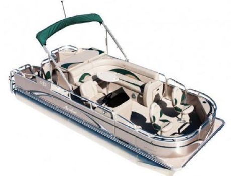 2013 Avalon A Fish - 22' Manufacturer Provided Image