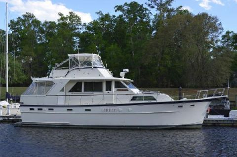 1968 Hatteras 50 Motoryacht