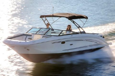 2017 Sea Ray SDX 290 Manufacturer Provided Image