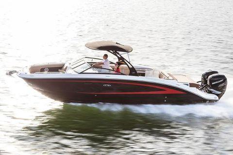 2018 SEA RAY SDX 290 Outboard