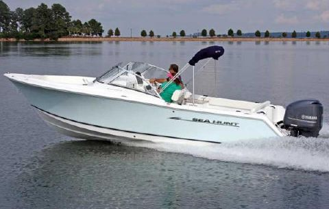 2013 Sea Hunt Escape 234 LE Manufacturer Provided Image