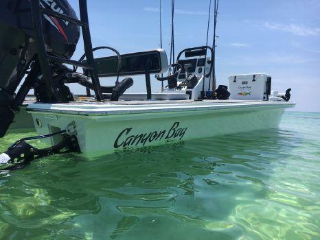 2017 Canyon Bay 18F