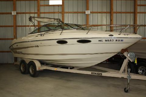 1994 Sea Ray 220 OVERNIGHTER SIGNATURE SELECT