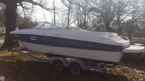 2006 Bayliner 249 Deck 2006 Bayliner 249 Deck for sale in Hampton, VA