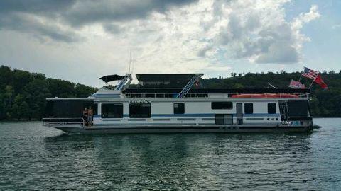 1994 Sumerset Houseboats 16x81 Houseboat