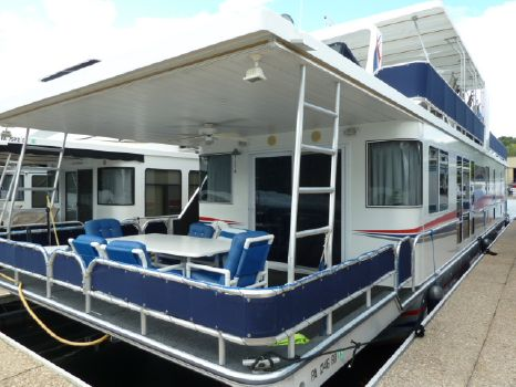 2004 Horizon Houseboat Horizon