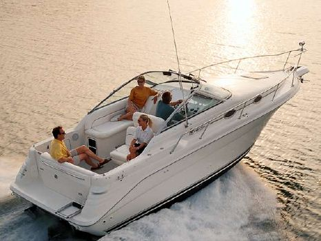 1999 Sea Ray 270 Sundancer Special Edition Manufacturer Provided Image