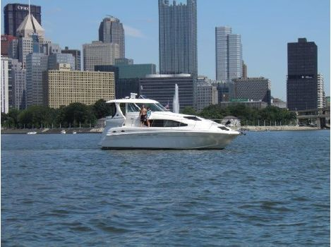 2005 Sea Ray 390 Motoryacht