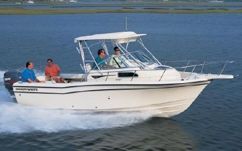 2017 Grady-White Seafarer 228 Manufacturer Provided Image
