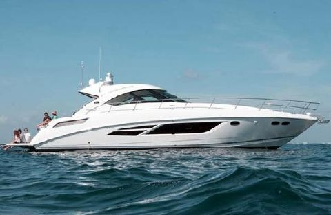 2016 Sea Ray 540 Sundancer Manufacturer Provided Image