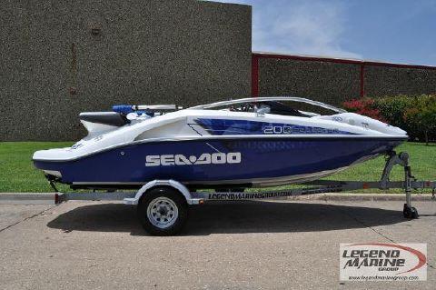 2007 Seadoo 200 Speedster
