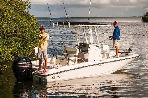 2018 Boston Whaler 210 Dauntless Manufacturer Provided Image