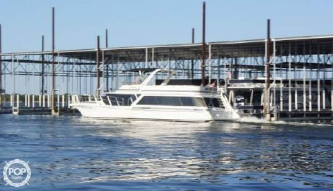 1989 Bluewater Yachts 55 1989 Bluewater 55 for sale in Lewisville, TX