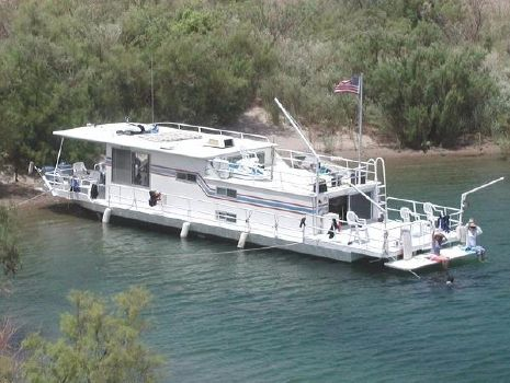 1979 Stardust HOUSE BOAT