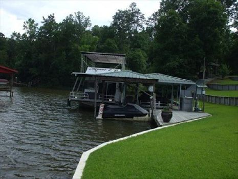 1989 Sumerset Houseboats 14' x 62' Widebody