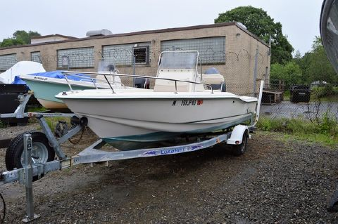 2001 Scout 172 Sportfish