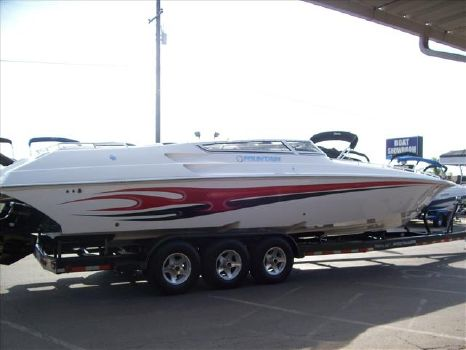 2006 Fountain 35 Lightning-2 425HP engines