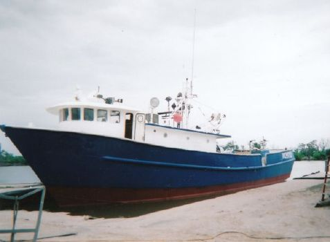 1995 Custom Steel Tuna Longline Fish / Cargo / Live-aboard (GPC) Photo 1