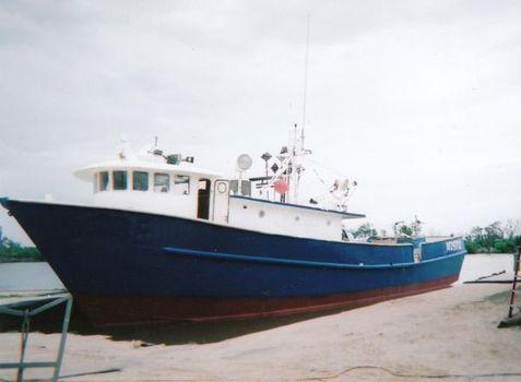 1995 Custom Steel Tuna Longline Fish / Cargo / Live-aboard (GPC)