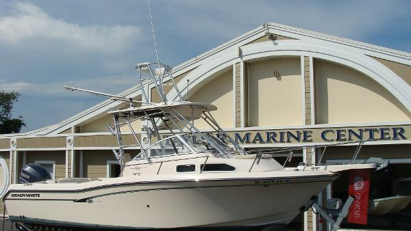 Check out this 2009 GRADY - WHITE 258 Journey on Boattrader com