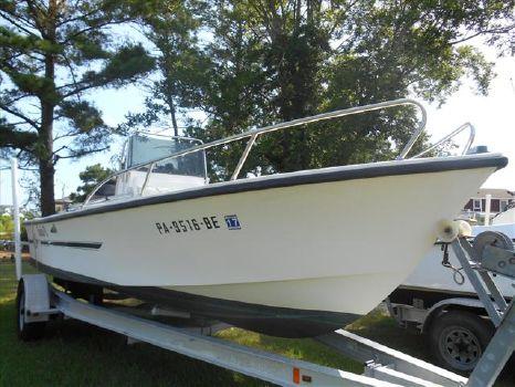 1989 C-hawk Boats 20cc