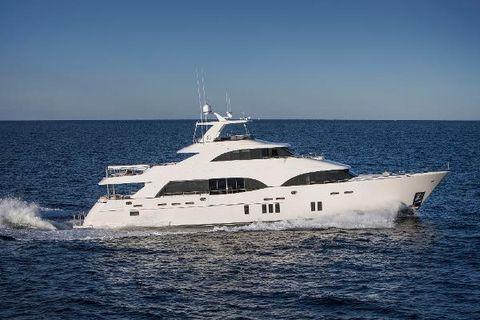 2017 Ocean Alexander 112 Megayacht