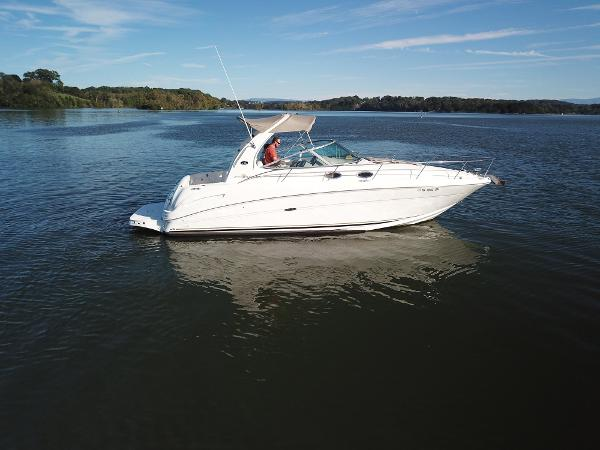 Used 2003 Sea Ray 300 Sundancer Knoxville Tn 37922 Boattrader Com