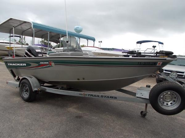 2003 tracker v16 pro 16 foot 2003 tracker boat in kemah for Used fishing boats for sale in houston