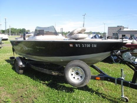 2005 MIRRO CRAFT 1775 Agressor